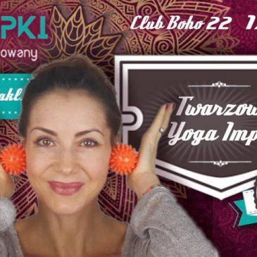 Występ: Twarzowa Yoga Impro (17 marca)