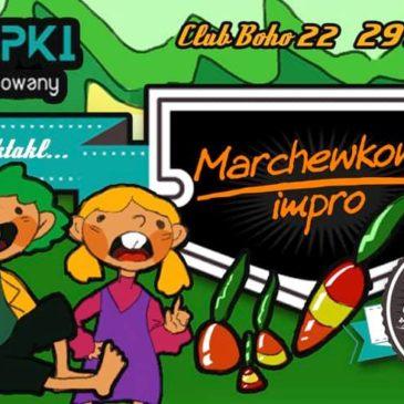 Występ: Marchewkowe impro (29 września)